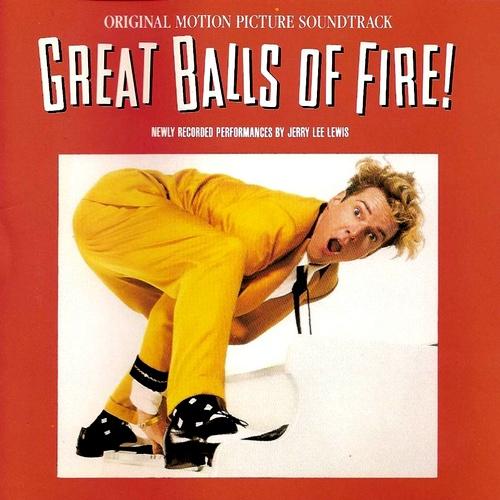 Great Balls Of Fire, soundtrack, большие огненные шары, скачать саундтрек