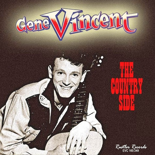 Gene Vincent, The Country Side, скачать альбом