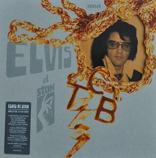 Elvis Presley, At Stax 2013, скачать альбом