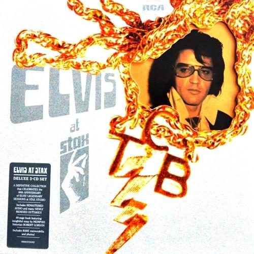 Elvis Presley At Stax, 2013