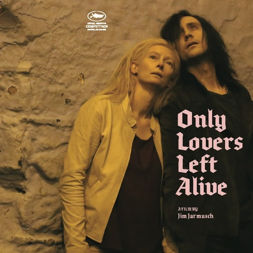 Only Lovers Left Alive, саундтрек, скачать