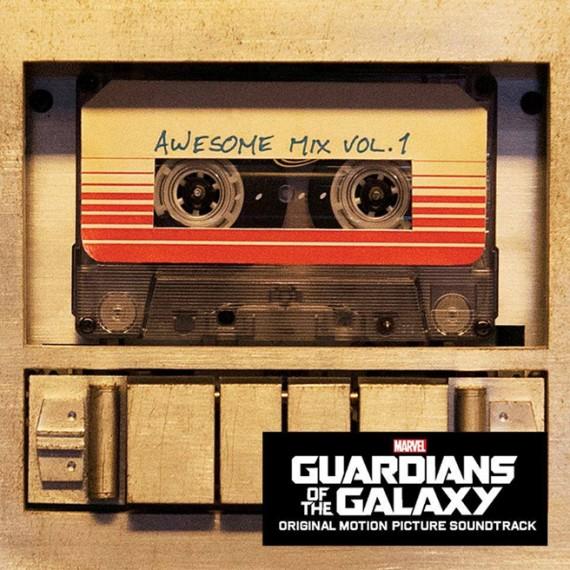 Guardians of the Galaxy 2014, скачать саундтрек
