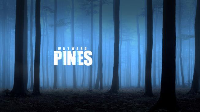 Wayward Pines, обложка книги