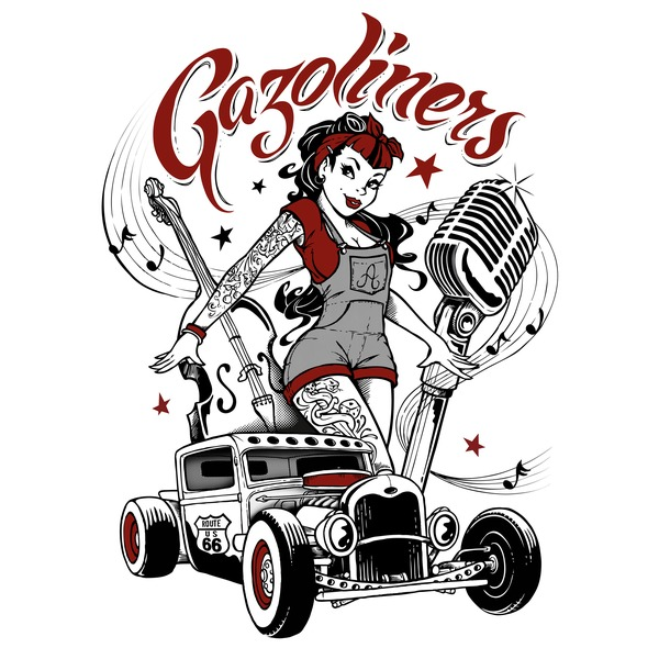 Gazoliners logo