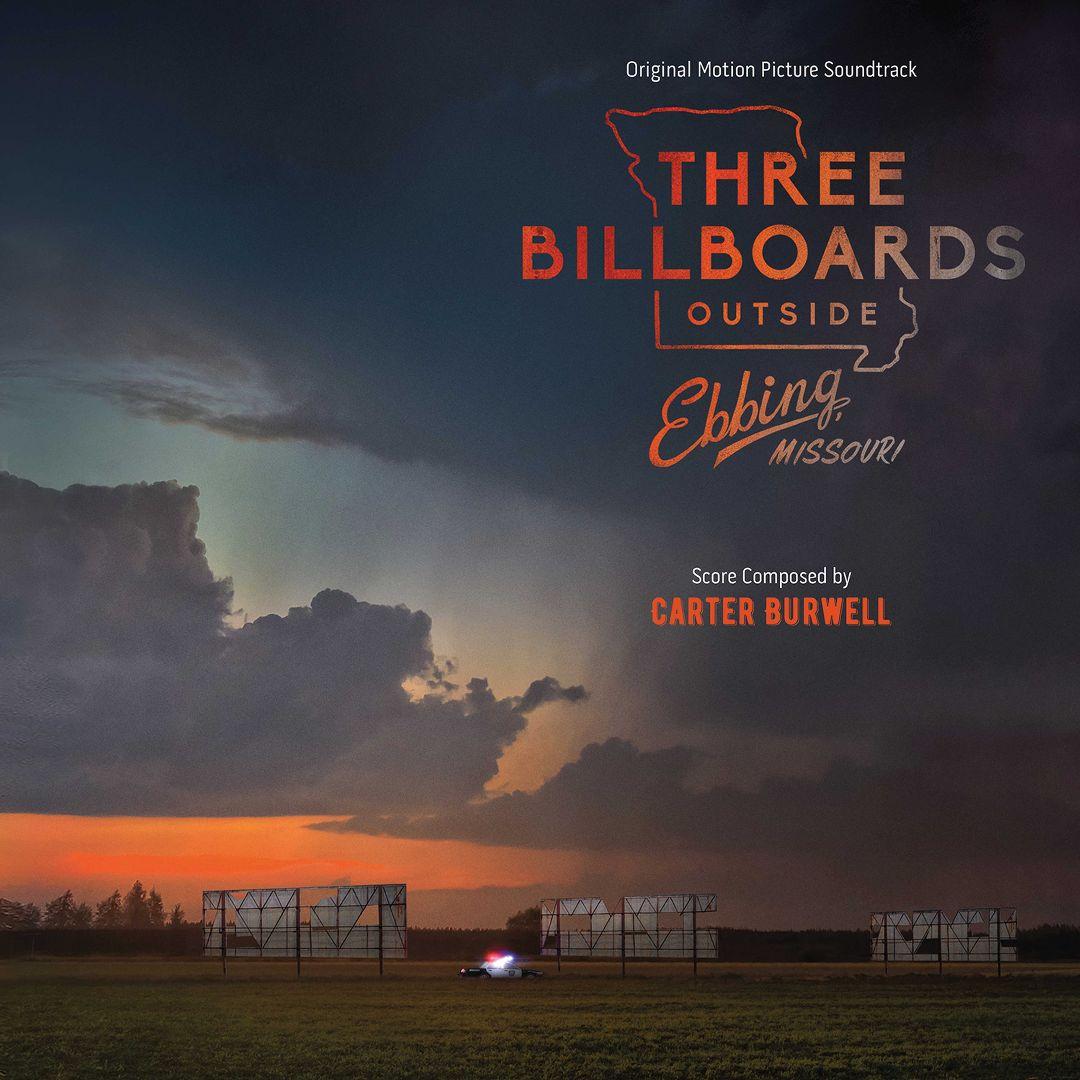 Три билборда, скачать саундтрек к фильму