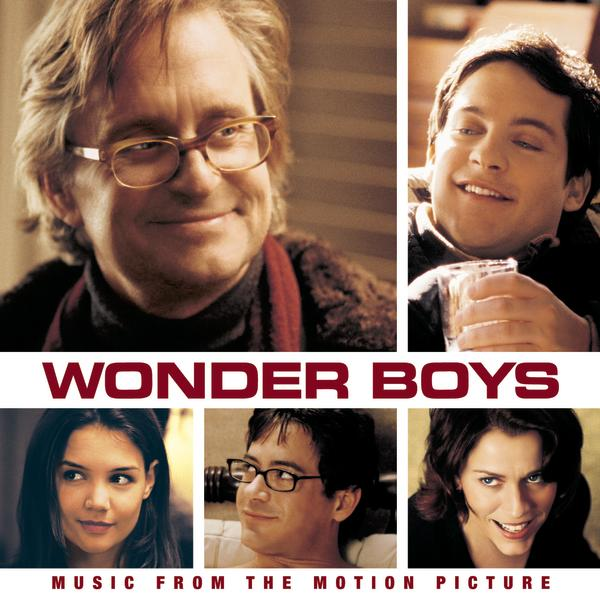 Саундтрек Вундеркинды, Wonder Boys Soundtrack