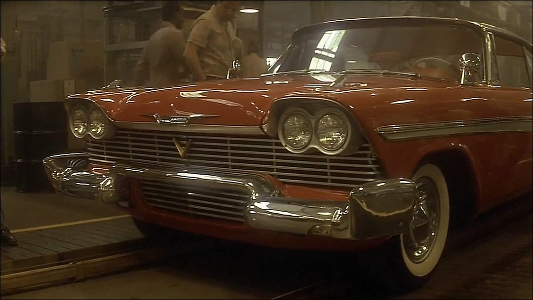 автомобиль Кристина, 1958 Plymouth Fury