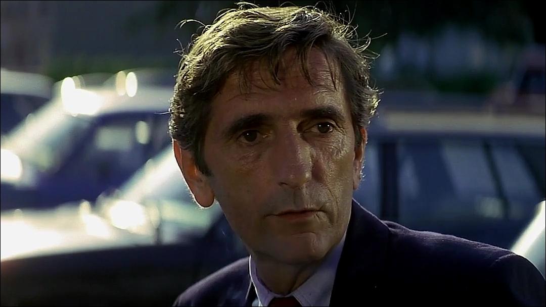 детектив Джанкинс, Гарри Дин Стэнтон, Кристина 1983