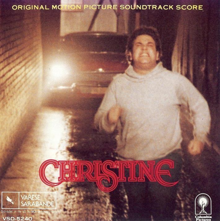 саундтрек, Кристина 1983, музыка к фильму