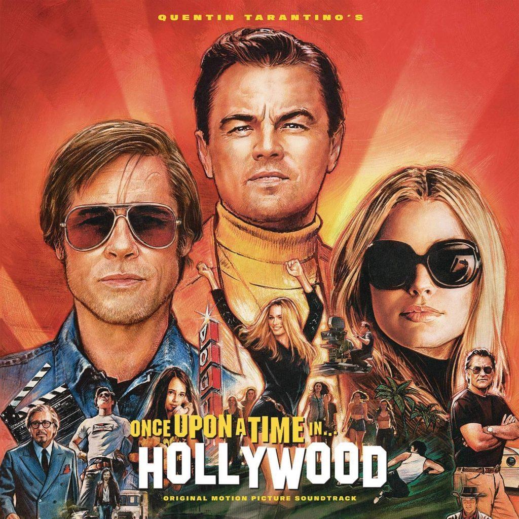 Once Upon a Time in Hollywood Soundtrack, скачать саундтрек, Однажды в Голливуде 2019