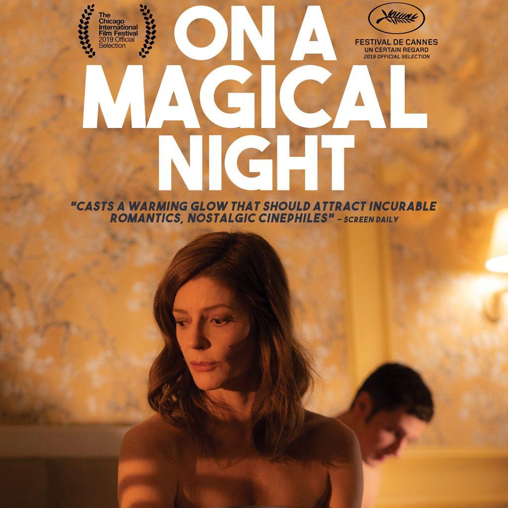 саундтрек к фильму Одной волшебной ночью, On A Magical Night Soundtrack, 2019