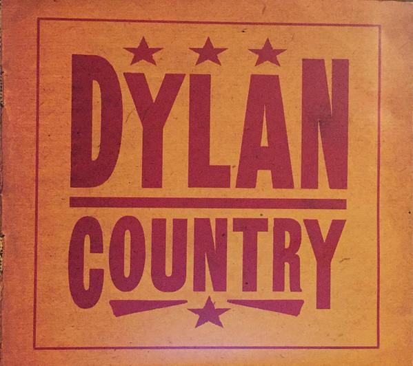 VA Dylan Country, обложка CD