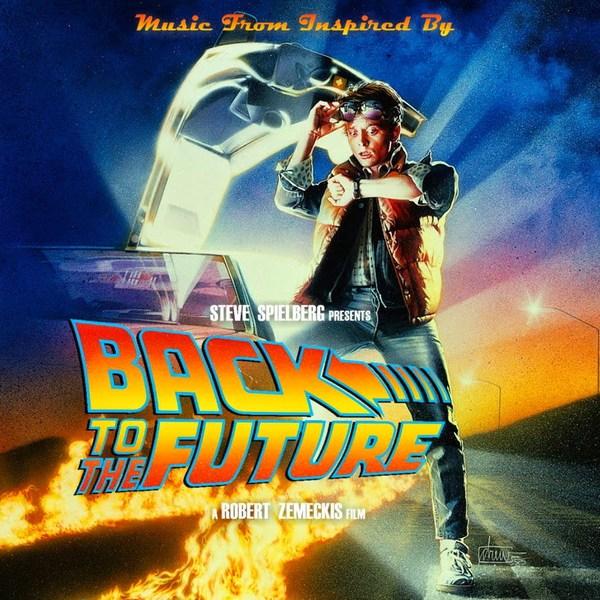 саундтрек к фильму Назад в Будущее, Back To The Future, OST, 1985