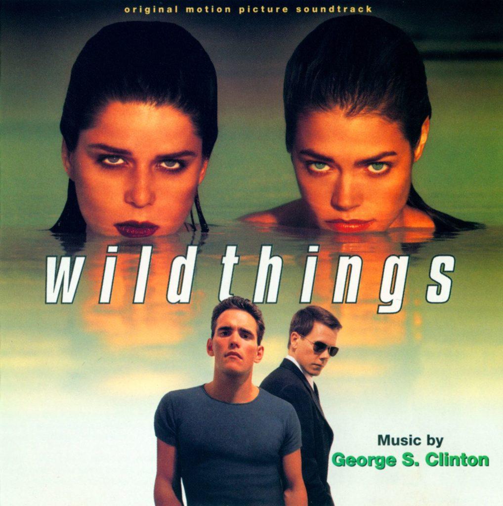 саундтрек к фильму Дикость, обложка CD, 1998